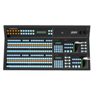 CARBONITE BLACK 2ME Production Switcher with 2S Panel Segunda mano
