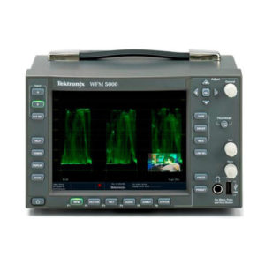 TEKTRONIX WFM5000 WAVEFORM MONITOR Segunda mano