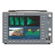 TEKTRONIX WFM5200 WAVEFORM MONITOR Segunda mano