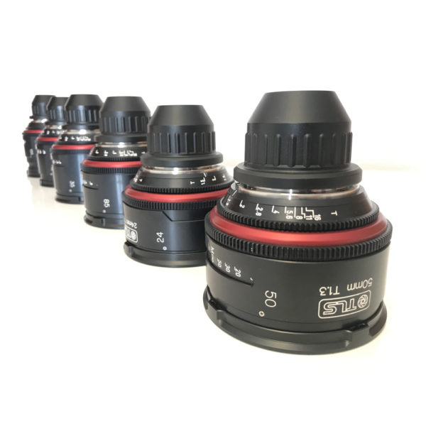Canon K35 set of lenses for sale (2)