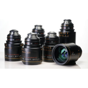 Used Atlas Orion 2x Anamorphic set
