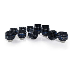 Used ZEISS Compact Prime CP.3 lens set