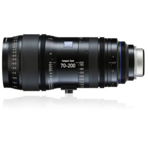 Used Zeiss 70-200mm T2.9 CZ.2 Compact Zoom Lens