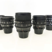 Zeiss Super Speed T1.3 Lens Used MK